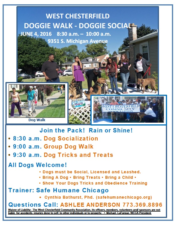 June Doggie Social
